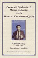 W. V. Quine marker program