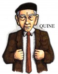 [partiallyexaminedlife cartoon of W. V. Quine]