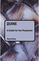 [Quine: A Guide for the Perplexed book cover]