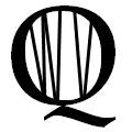 [w v quine personal logo]