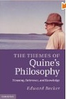 Themes of Quine's Philosophy